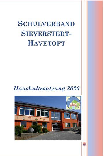 Öffnet das PDF Haushaltssatzung 2020 Schulverband Sieverstedt-Havetoft